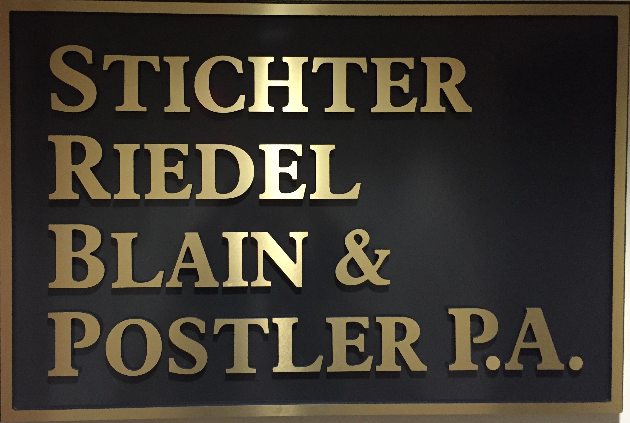 Firm Changes Name To Add Shareholder, Charles A. Postler - June 2015
